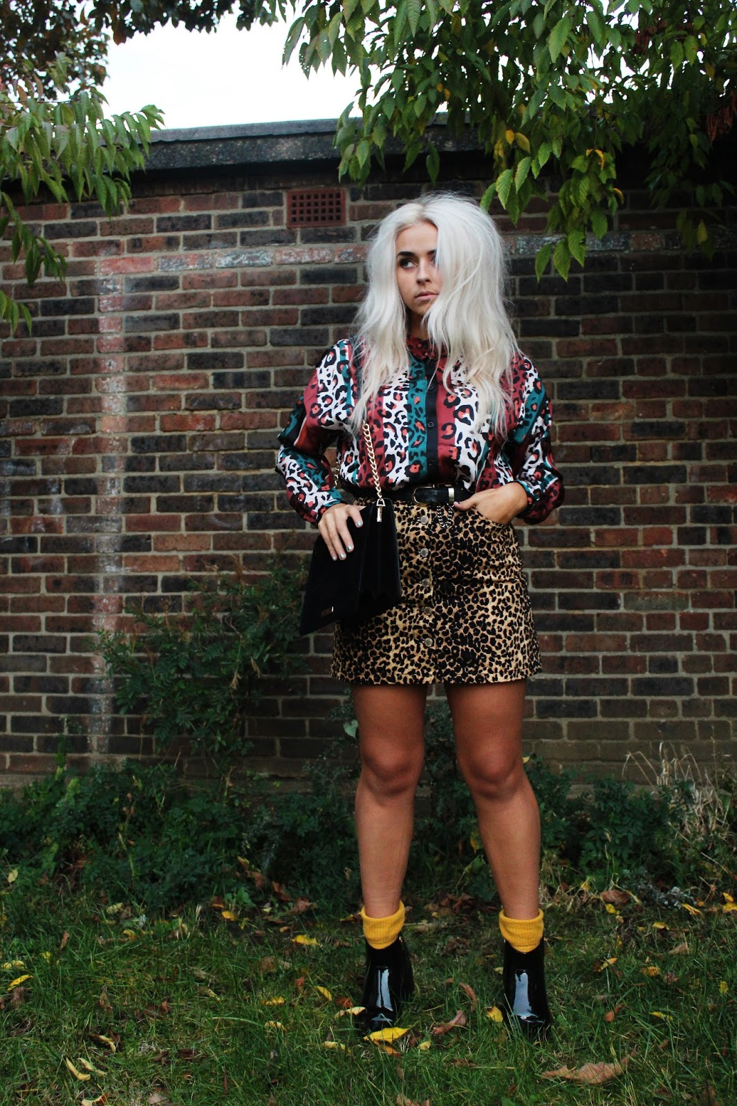 Charlotte Hole Fashion Blogger