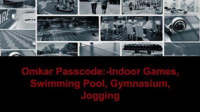 Omkar passcode amenities
