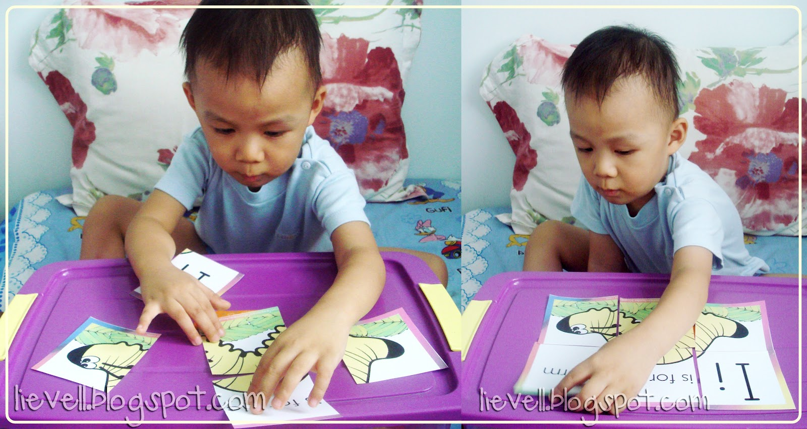 Preschool Letter I