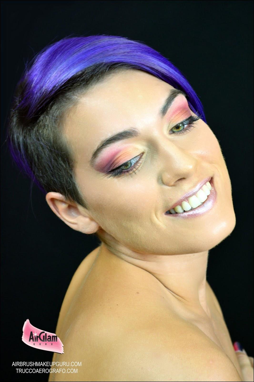Makeup Gurus On Youtube: The Airbrush Makeup Guru