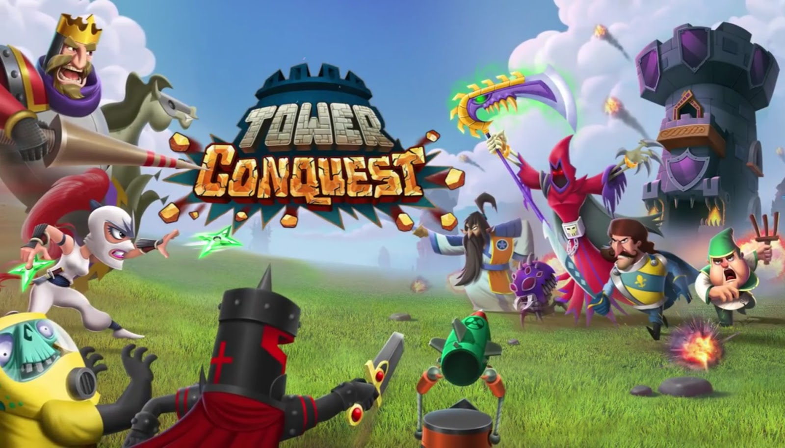total conquest mod apk offline