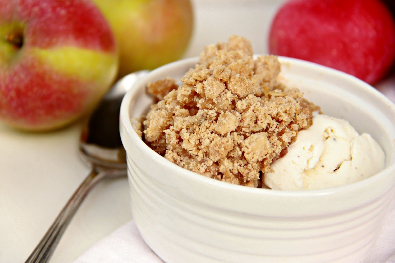 Apple Cobbler With Canned Apples And Cake Mix
