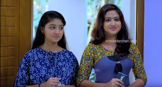Bhramanam serial actresses - Neetha and Haritha