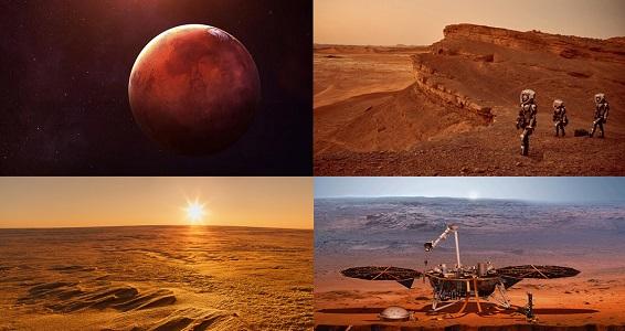 Mars Hakkında Az Bilinen 24 Adet İlginç Bilgi