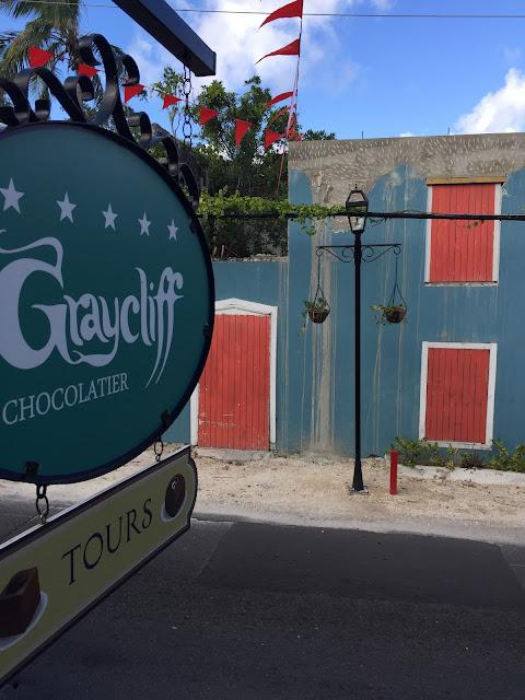 Graycliff, Chocolate Factory, Nassau - curiousadventurer.blogspot.com