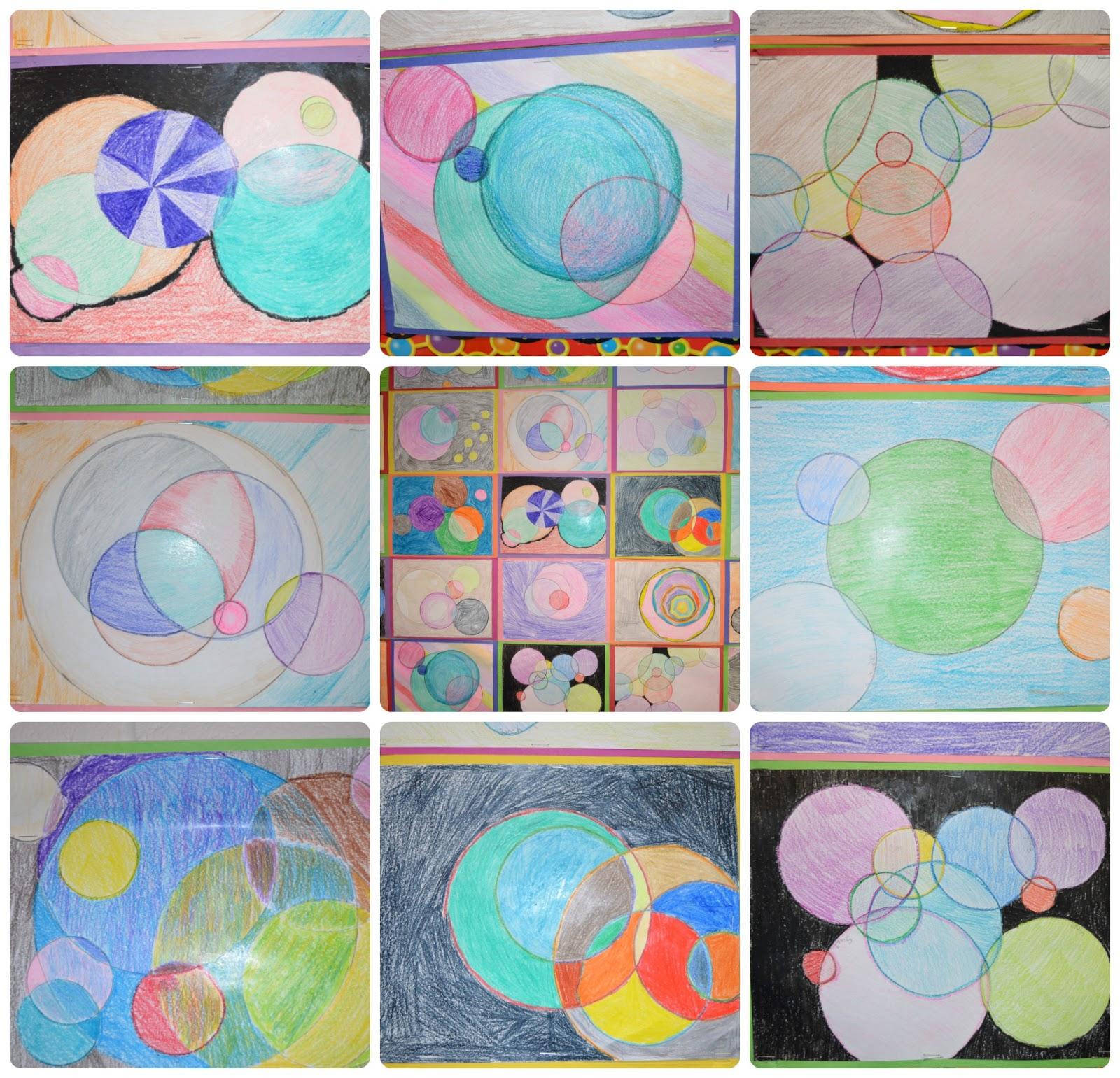 Create Teach And Share Creating Art Through Math