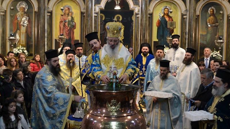 Πρόγραμμα εορτασμού των Θεοφανείων στην Αλεξανδρούπολη