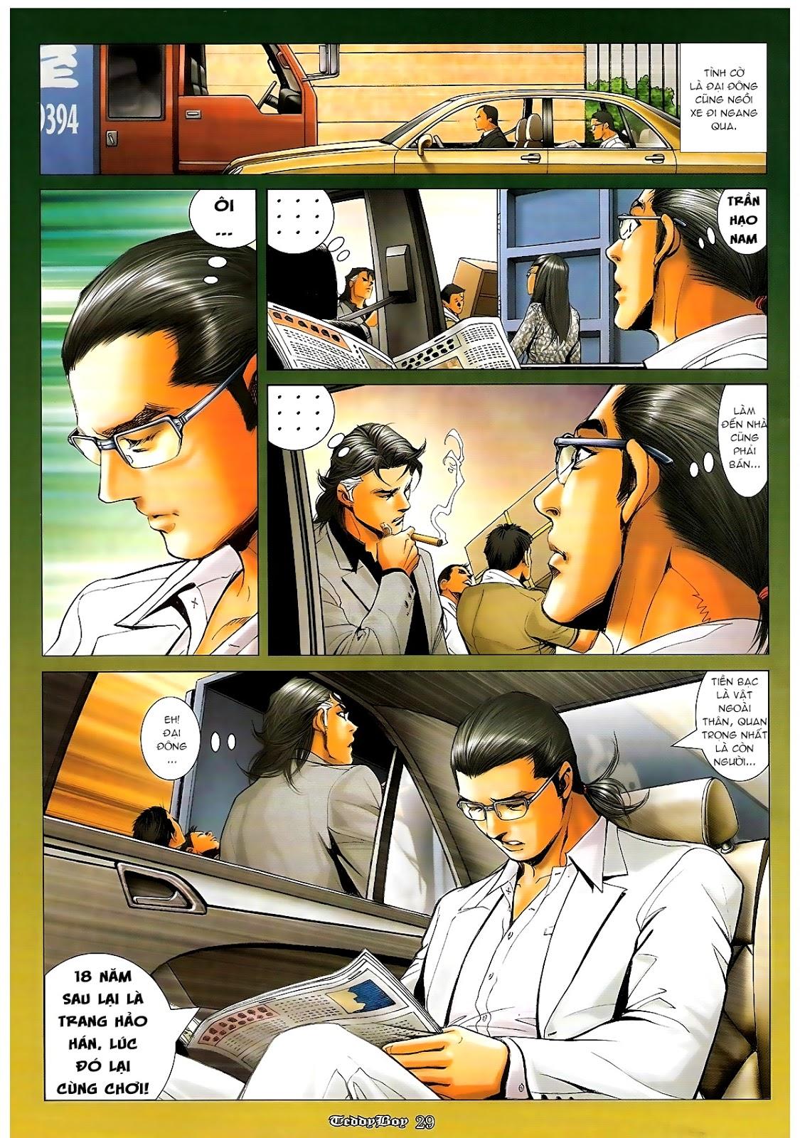 Người Trong Giang Hồ - Chapter 1205: Đường cùng chưa chắc cùng - Pic 26