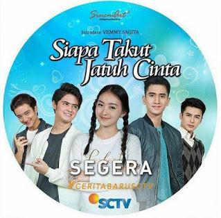 Download Lagu Ost Siapa Takut Jatuh Cinta SCTV Mp3 Terbaru