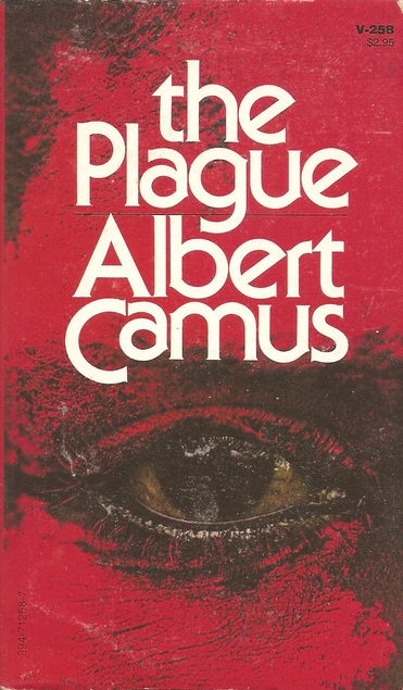 symbolism in camus the plague The plague quotes quote 1:  [in oran] everyone is bored, and devotes himself to cultivating habits our citizens work hard, but solely with the object of getting rich.
