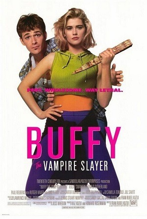 Buffy - A Caça-Vampiros Filmes Torrent Download capa