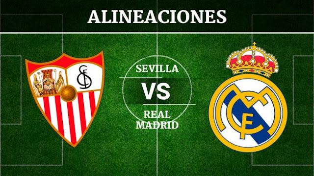 Prediksi La Liga Spanyol Sevilla vs Real Madrid 27 September 2018 Pukul 03.00 WIB