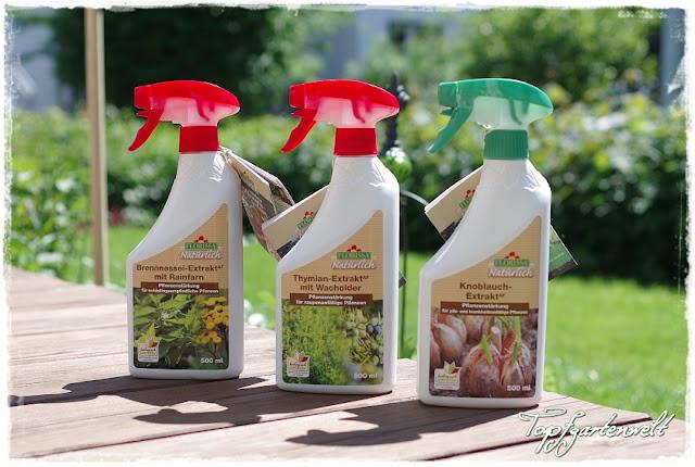 Florissa natürlich - Pflanzenstärkungsmittel | Gartenblog Topfgartenwelt
