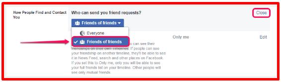 How Do I Make Facebook Private