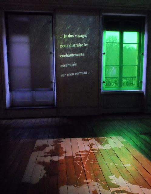 Les voyages en Europe de Rimbaud évoqués par Sabine Massenet