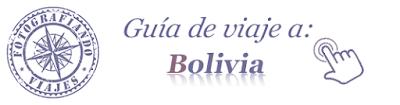 Guia de viaje Bolivia