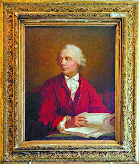 Леонард Эйлер. Портрет работы Иогана Кёнига, 1881.