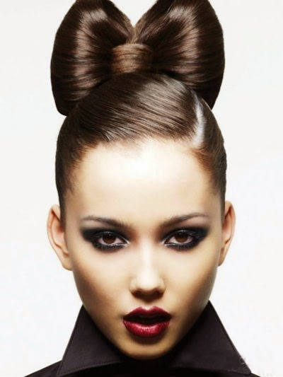 Bow Hairstyles Image Gallery Amp Video Tutorials The