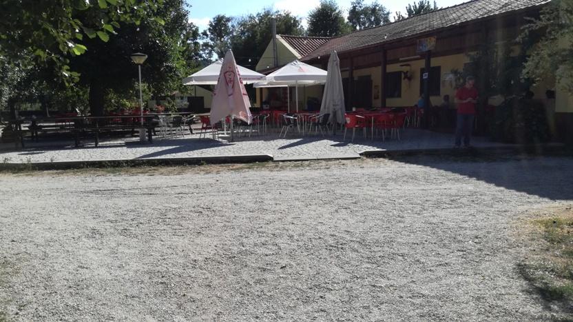 Parque de Campismo de Valhelhas
