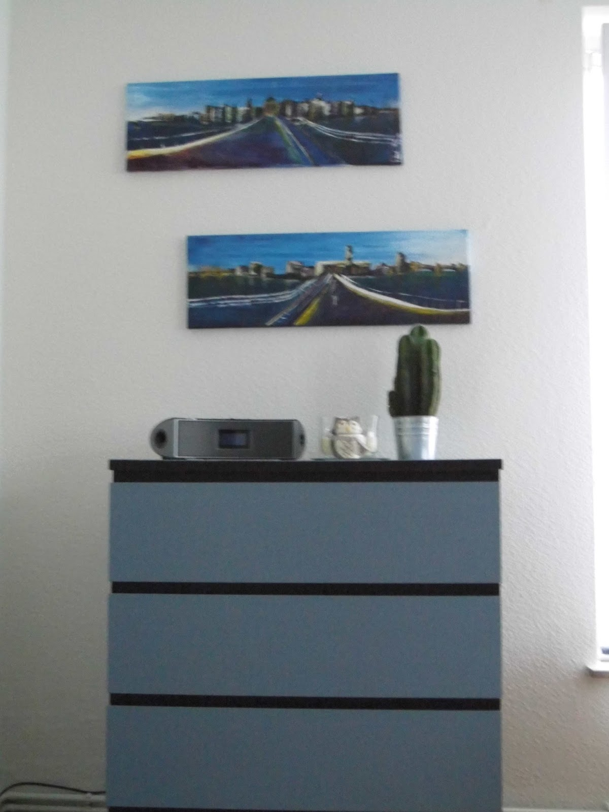 life of chris malm bekommt einen neuen anstrich ikea hack. Black Bedroom Furniture Sets. Home Design Ideas