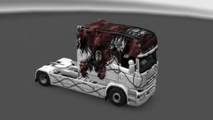 Scania RJL Longline Spawn Skin