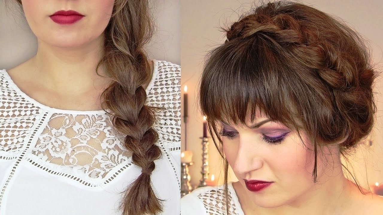 Cute Hairstyles For Thin Hair Quick Easy Hairstyles For Thin Hair