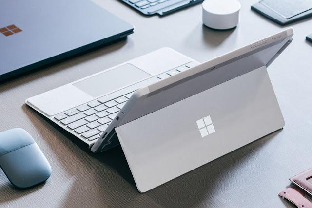 Microsoft Surface Go dengan Harga yang Terjangkau