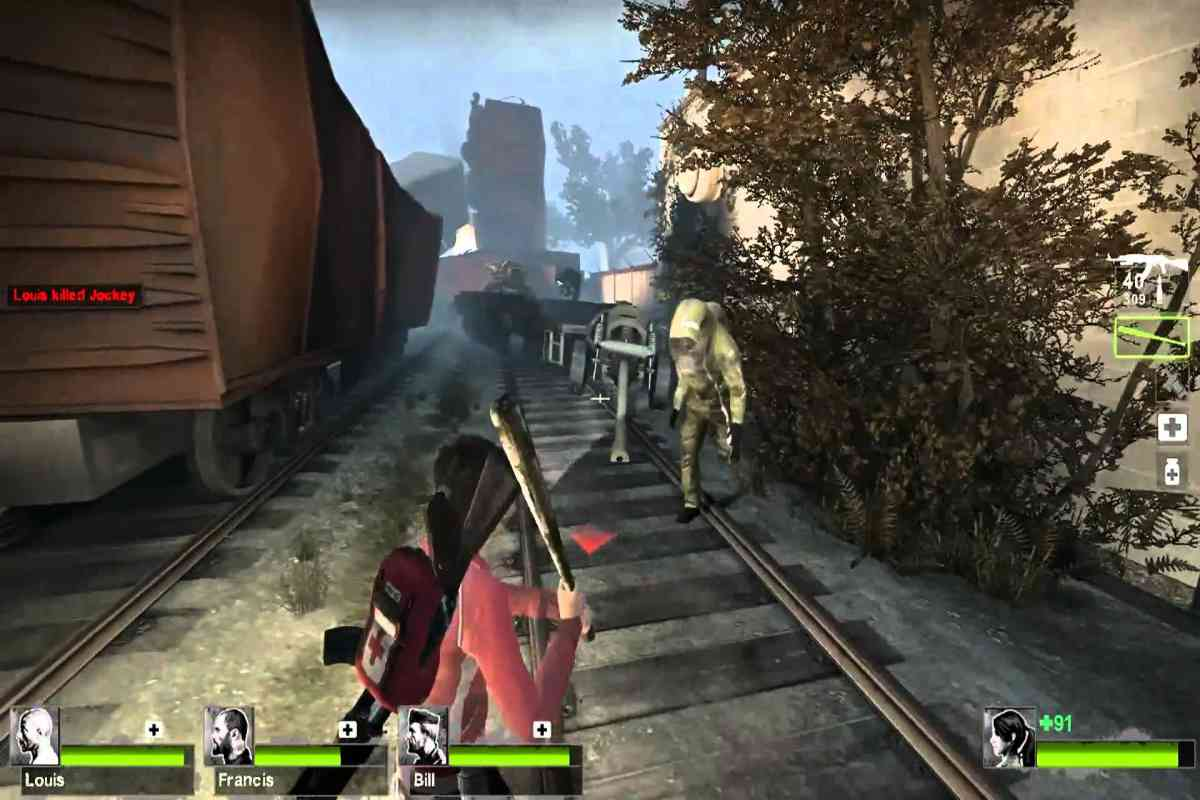 Left 4 Dead 2 Game Download Free For PC Full Version