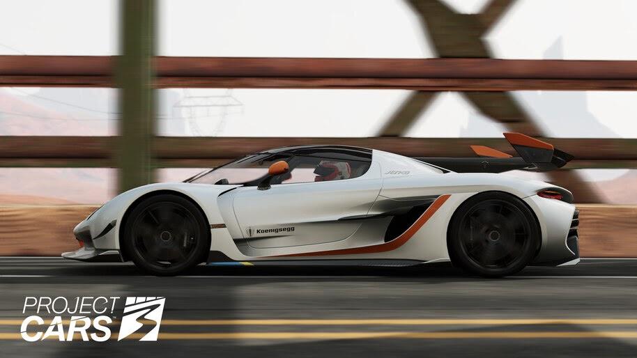 Project CARS 3, Supercar, Racing, 4K, #7.2404