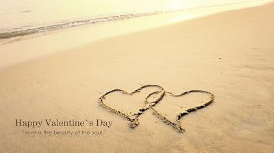 Beautiful Happy Valentines Day WhatsApp DP