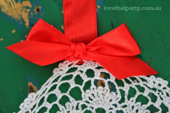 how to sew a snowflake christmas decoration ornament