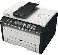 Ricoh SP 204SFNw Printer Driver