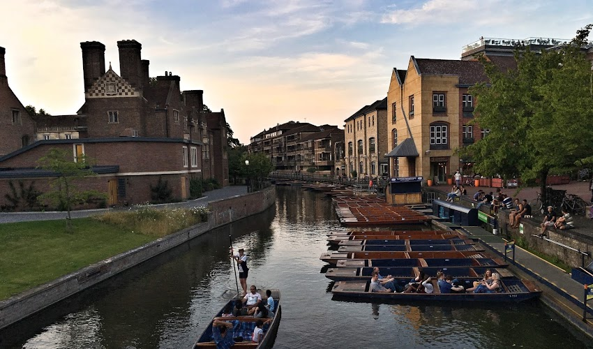 Captivating Cambridge: Scones, Cathedrals, and Punting, Oh My!