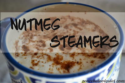 #recipe #nutmeg #steamer