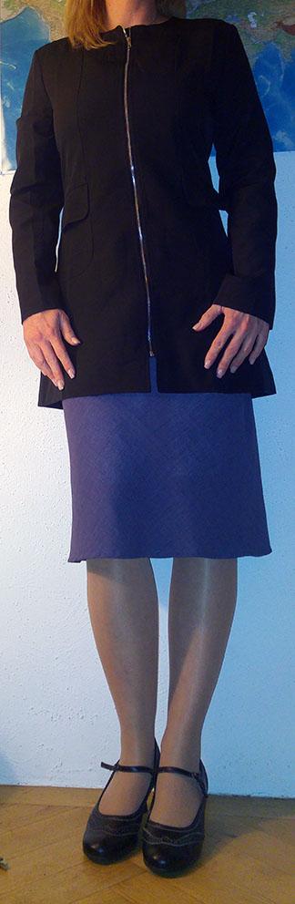 skybabe s welt f r die eine mag es ein mantel sein f r mich ist es ein long blazer. Black Bedroom Furniture Sets. Home Design Ideas