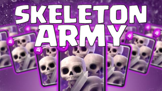 Cara Mendapatkan Skeleton Army Clash Royale, Cara Mudah Mendapatkan Skeleton Army, Cara Cepat Mendapatkan Skeleton Army, Cara Pasti Mendapatkan Skeleton Army Clash Royale, Cara Pasti Untuk Mendapatkan Skeleton Army, Cara Mendapatkan Skeleton Army dari Chest Clash Royale, Cara Membeli Skeleton Army Clash Royale.
