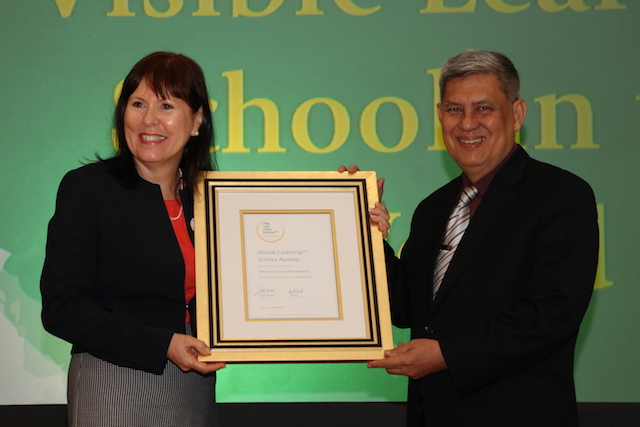 Australian International School Malaysia (AISM) - First Certified Visible Learning School In The World