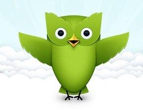 تنزيل برامج دولينجو لتعلم الانجليزية 2017 Duolingo للكمبيوتر والموبايل