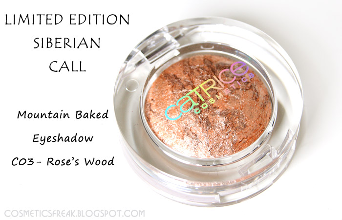 CATRICE LE SIBERIAN CALL - ROSE'S WOOD EYESHADOW