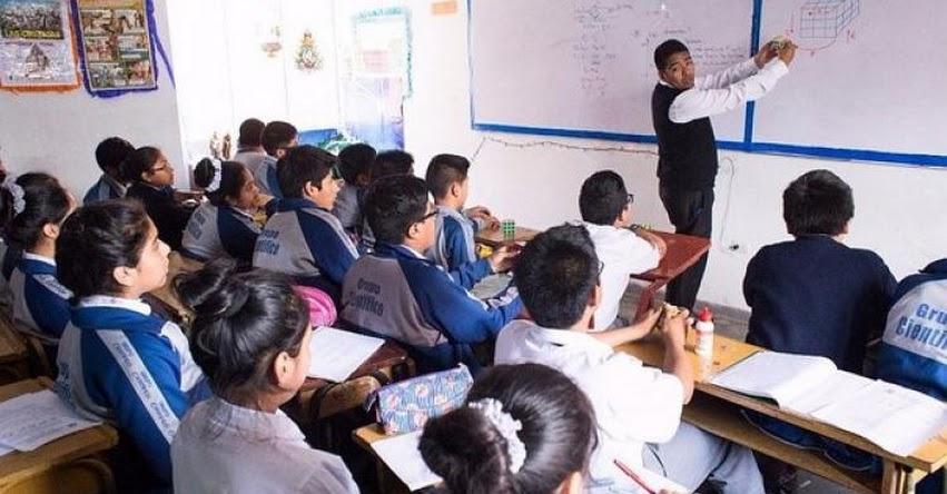 MINEDU ordena que escolares no tengan muchas tareas para la casa