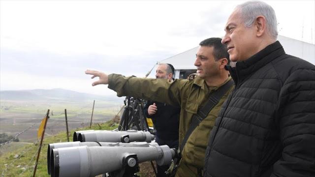 """Israel amenaza con más ataques contra """"blancos iraníes"""" en Siria"""