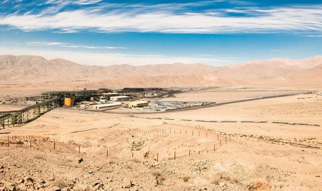 CAP busca emprendimientos para digitalizar importante complejo minero