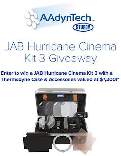 AadynTech Jab Sweepstakes