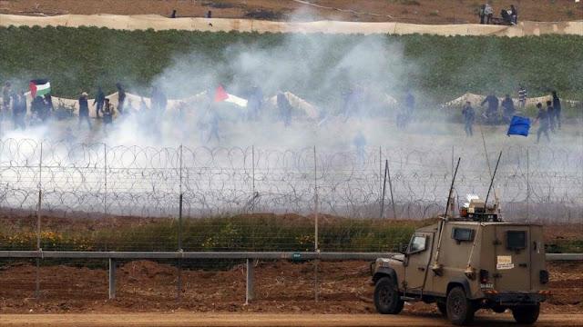 Israel convierte Gaza en la mayor cárcel del mundo al aire libre