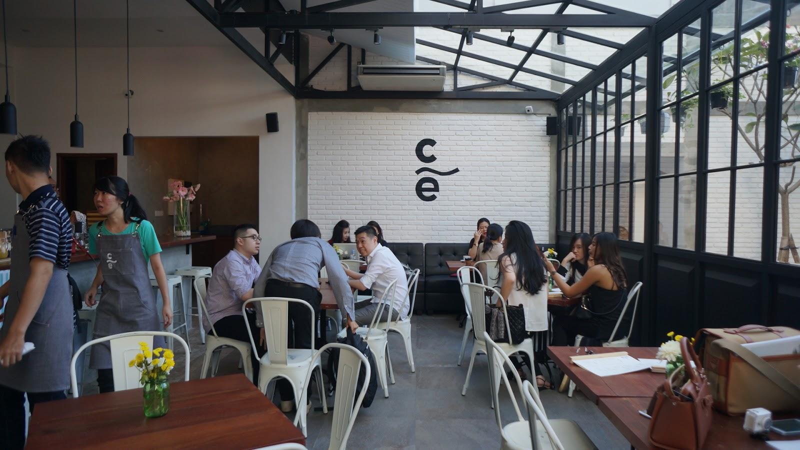 Be a gourmand for Design interior surabaya