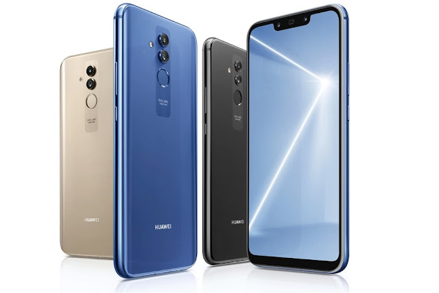 "Huawei's ""Mate 20 Lite"" Is A New Beast Smartphone In Budget 