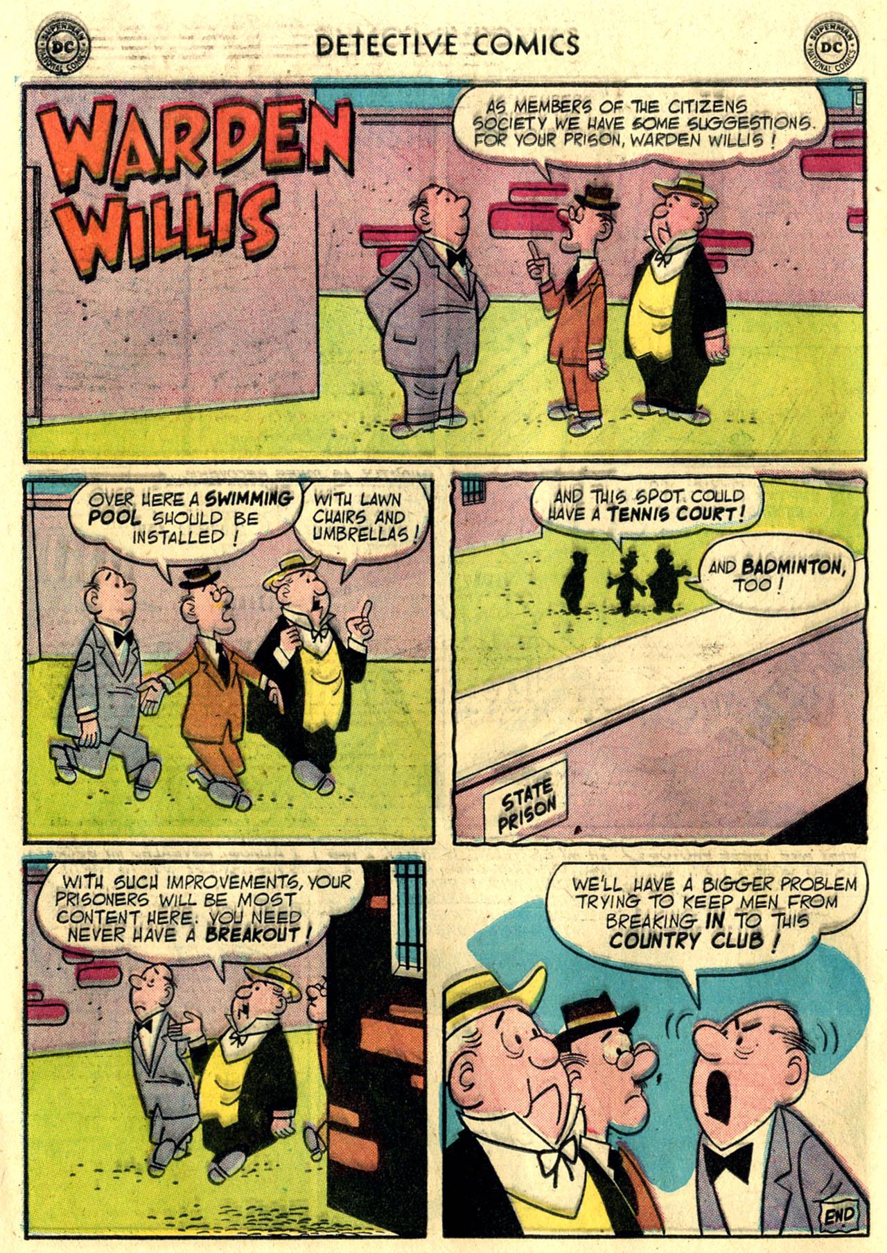 Read online Detective Comics (1937) comic -  Issue #248 - 32