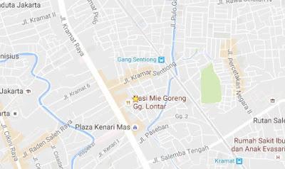 Lokasi Rumah - click untuk buka Google Map