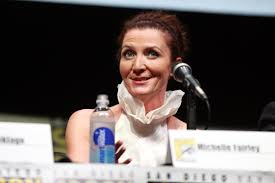 What is the height of Michelle Fairley?