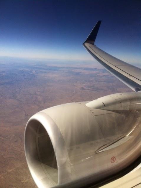 Outbound Plane